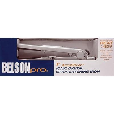 Belson Pro Digital Flat Iron 1 7afgk1900739 2899
