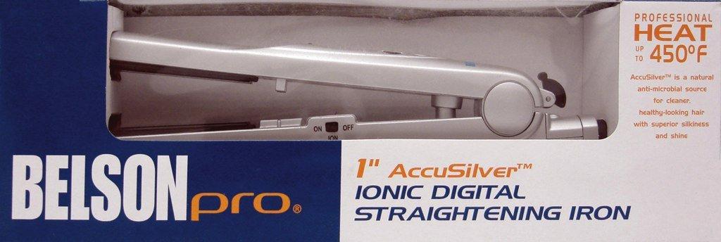 Belson Pro Digital Flat Iron 1