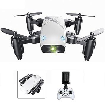 Rclhh Drone con 300,000 Píxeles, Mini Drone Gyro De 6 Ejes Serie 4 ...