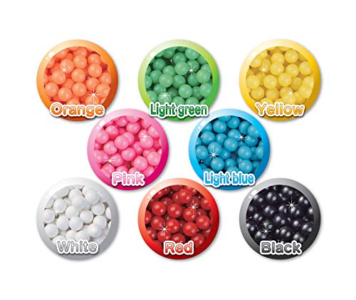 Aquabeads Solid Assorted Bead Pack (Best Starter Pokemon In Black And White 2)
