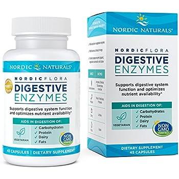 Amazon.com: Nordic Naturals Pro Enzimes Digestivos ...