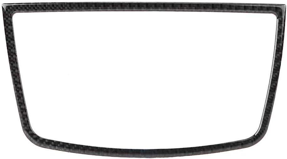 BMW Color Keenso 2 PCS Carbon Fiber Car Audio Speaker Cover Frame Trim Interior Accessorie For BMW E70//E71//X5//X6 2008-2013