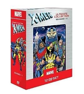 X-Men Ultimate Collection - Season 1-5 (12 Discs) limitierte Auflage [Alemania] [DVD]