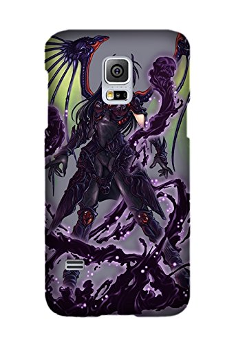 Customized Game Legend Of Dragoon Hard Case for Samsung Galaxy S5 Design by [Julio Britt]