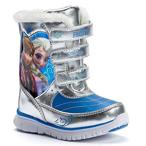130ed36798ec Disney Frozen Winter Boots Elsa   Anna - Light-up