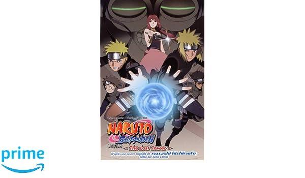 Anime comics - t04 - naruto shippuden, le film - the lost ...