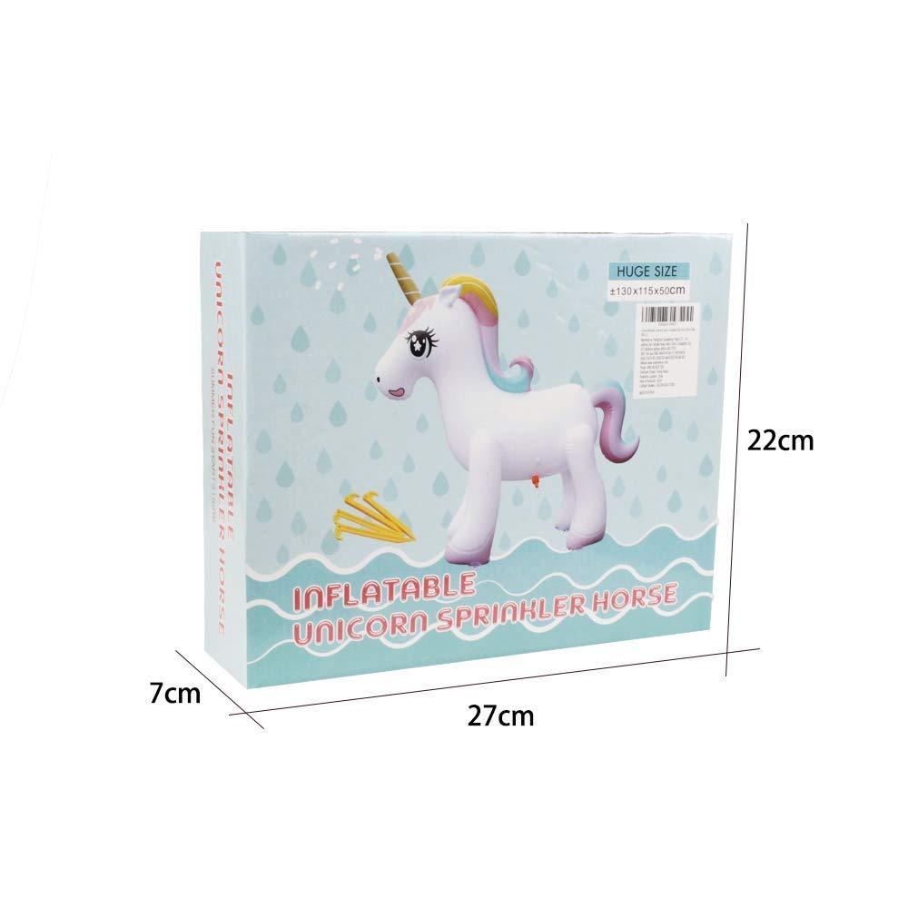 WISHTIME Baby Pool Float Swimming Ring 3Pack 2020 Summer Baby Unicorn Flamingo /& Little Bear Beach Gift Set