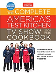 19 Years of the Hit TV Show Captured in One Complete VolumeHere is your last chance to find every recipe prepared on public television's top-rated cooking show over 19 seasons all in a single compendium, including the new season that debuts i...