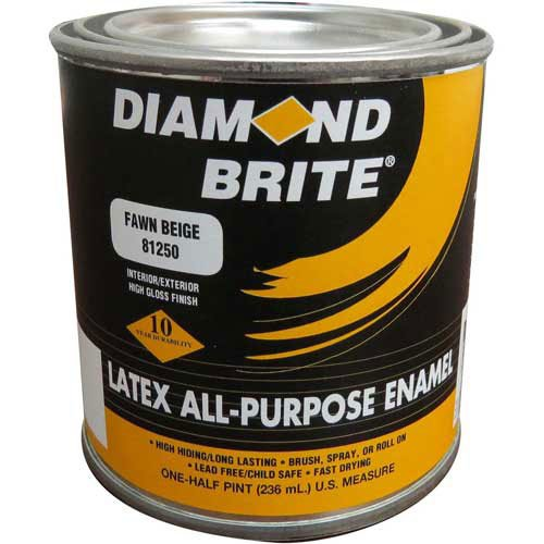 diamond-brite-latex-gloss-enamel-paint-satin-black-8-oz-pail-6-case