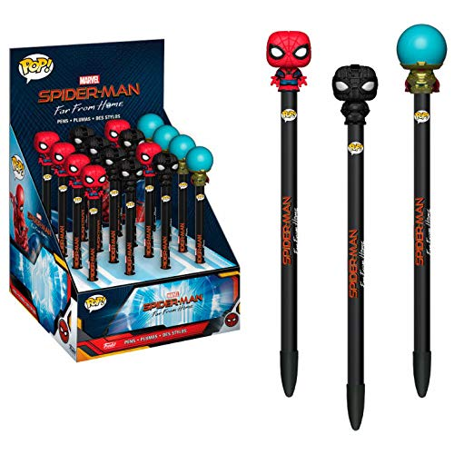 Funko Pen Toppers Spider-Man, Multicolor (39462)