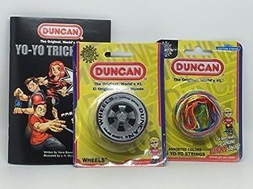 Multi Color Yo Yo String - Duncan Free Shipping! 5-Pack