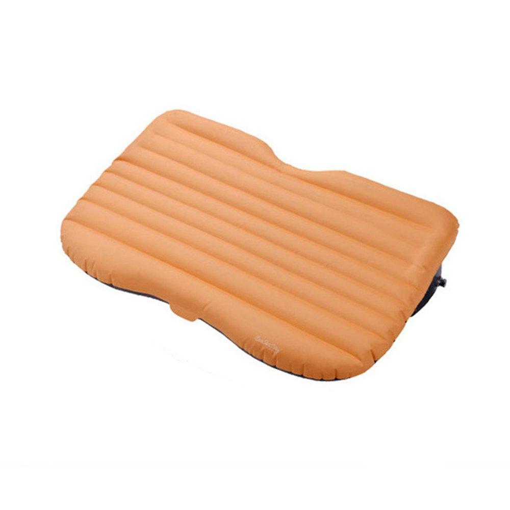 ZXQZ Auto-aufblasbares Bett-Oxford-Stoff-umweltfreundliches im Freien aufblasbares Bett SUV-Hintere Auspuff-Auflage-tragbares Reise-stoßsicheres Reise-Bett Aufblasbares Bett