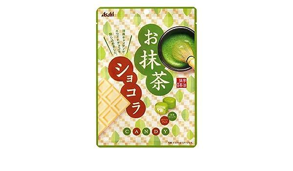 Grupo de alimentos Asahi t? verde bolsas de dulces de chocolate 84gX6: Amazon.es: Alimentación y bebidas