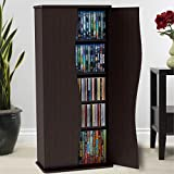 Atlantic Venus Media Storage Cabinet - Stylish