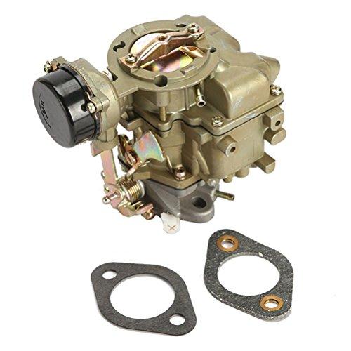 6 barrel carburetor - 9