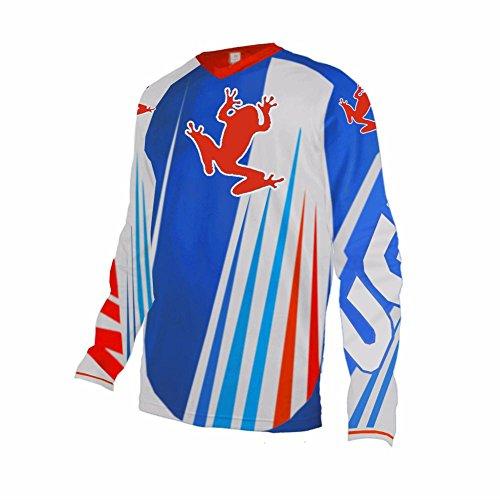 Lee Pinstripe Jersey - Uglyfrog #02 2017 New Mens BMX Bike Jersey Long Sleeve Men Downhill Montain Bike Top