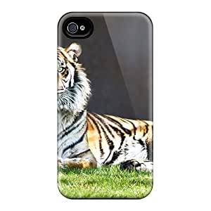 Iphone Cases - Cases Protective For Iphone 6- Tiger Staring