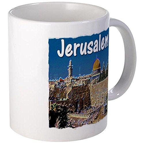 CafePress Jerusalem Mug Unique Coffee Mug, Coffee Cup