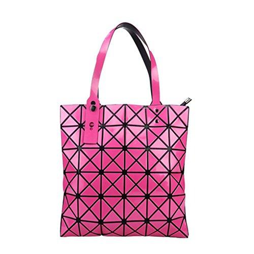 Rosa signore del borse diamante delle Maniglie sacchetto borse di del di delle Rosa illimitata energia spalla delle axzSA8Rwq