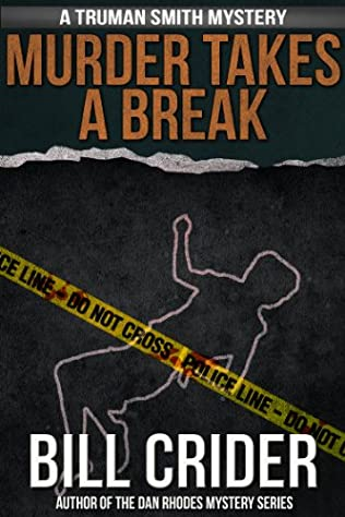book cover of Murder Takes a Break