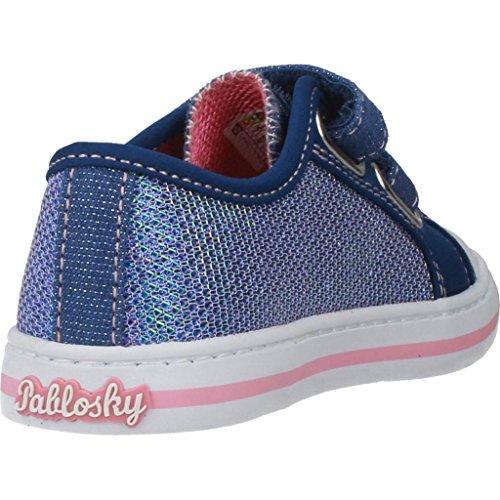 Pablosky Mädchen 939720 Sneakers, Blau (Azul 939720), 24 EU