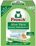Aloe Vera Sensitiv-Waschpulver , 5er Pack (5 x 18 Waschladungen)