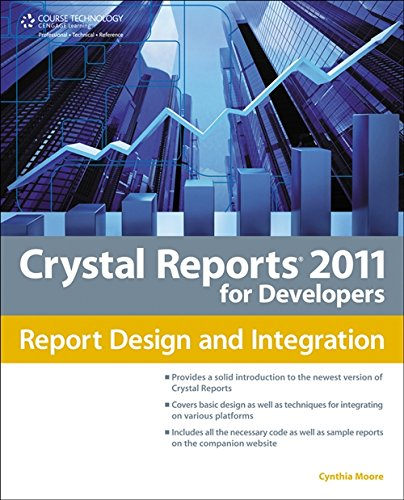Crystal Reports 2011 for (Crystal Developer)