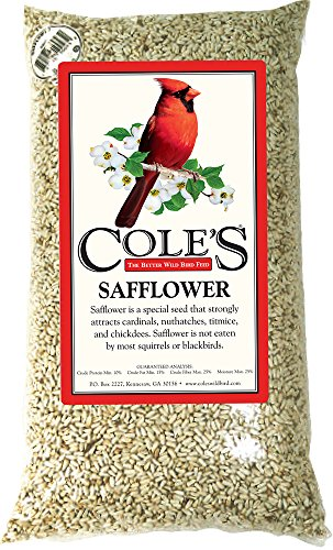 Cole's SA10 Safflower Birdseed, 10-Pound by Cole's Wild Bird Products