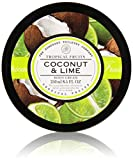 Coconut Lime Asquith Tropical Fruits All Over Body Moisturizer