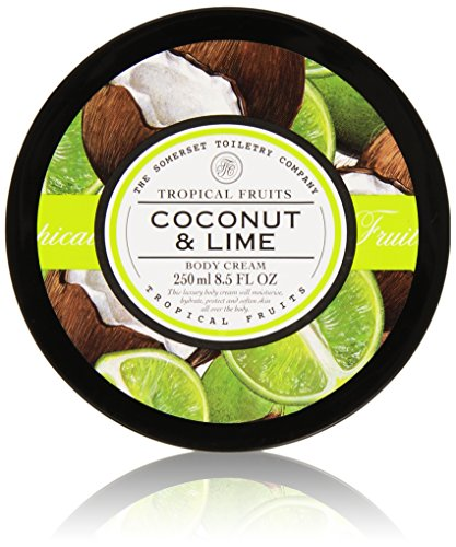 Tropical Fruits Coconut & Lime Body Cream ()