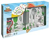 Curious Chef Children's 38-Piece Cookie & Cupcake Kit