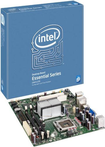 Intel BOXD945GCPE LGA775 1066FSB 2Duo DDR2 2GB Audio Video Lan mATX Retail ()