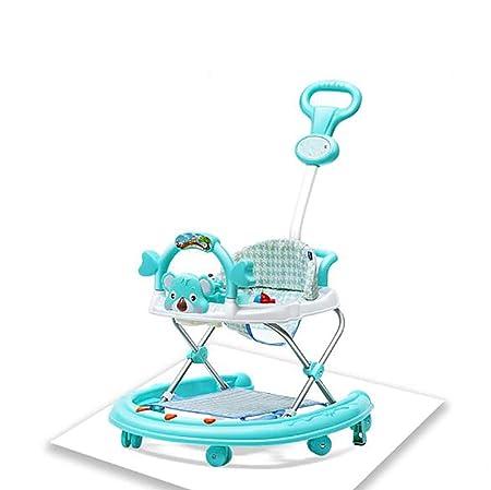 TINE Andador para Bebé Andador de Actividades con Freno de ...
