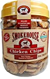 Smokehouse Chicken Chips Dog Treats, 1 Pound, 6 Pack