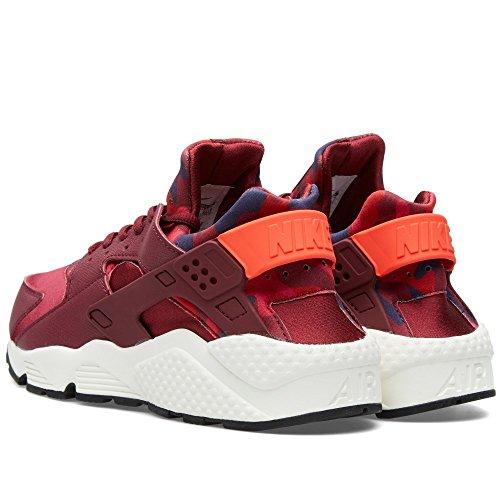 Air Adulto Print Run Crimson Wmns Rojo De Garnet Bright Nike Deep Unisex Deporte Huarache Zapatillas Tw1CqWpSx