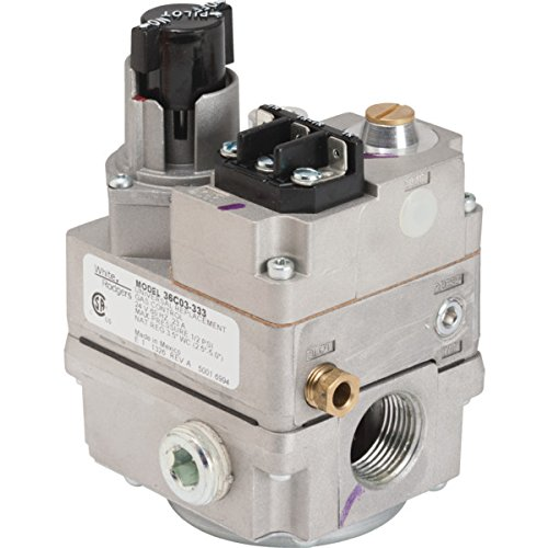 Universal Combination Gas Valve Model: 36C03-333 - HVAC - Air Conditioning Refrigeration from White-Rodgers