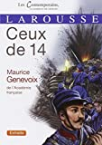 Front cover for the book Ceux de 14 by Maurice Genevoix