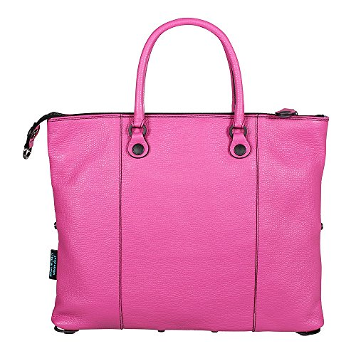 Gabs Damen Handtasche G3.B-I17 Papa 1301 Tg. M Fuxia (pink)