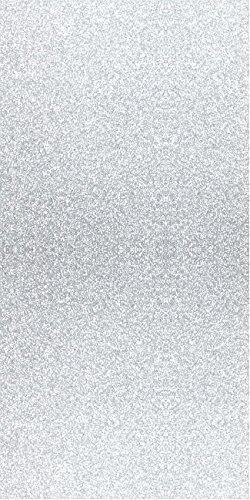 Siser EasyPSV Glitter Permanent Self Adhesive Craft Vinyl 12 x 6 Roll (Diamond Silver)