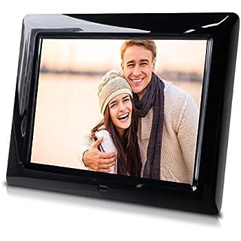 Amazon.com : Micca 8-Inch Digital Photo Frame With High