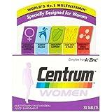 Centrum Complete A-Z Multivitamins for Women, 30 Tablets