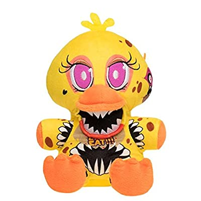 Funko Five Nights at Freddy's Twisted Ones - Chica Collectible Figure, Multicolor: Toys & Games