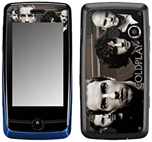 MusicSkins, MS-CP10088, Coldplay - Photo, LG Rumor Touch (LN510/VM510), Skin