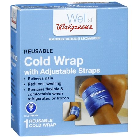 Reusable Cold Pack - 2PC by Walgreens