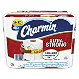 Charmin 94143 PGC94143CT Ultra Strong Bathroom Tissue, 2-Ply, 4'...