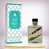 Luxe Home Lavender Mint Reed Diffuser Oil Set