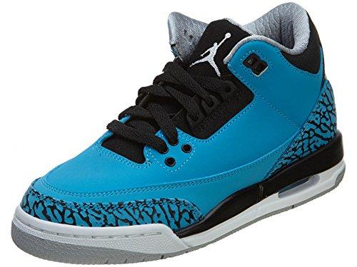 Sneakernews Obtener AIR JORDAN 3 RETRO BG (GS) 'POWDER BLUE' - 398614-406 - US Size Sneakernews Descuento Precio Barato Baja Tarifa De Envío 1MeV2