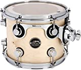 DW Performance Series Mounted Tom - 8'' x 10'' Natural Satin Oil