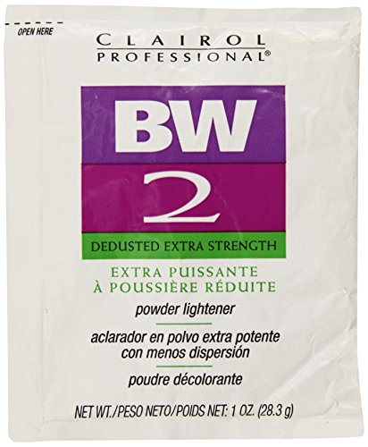 Basic White 2 Powder Lighteners Hair Color, Pack (Clairol Bw2 Powder)