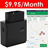 Spectrum SMART: 3G OBD II GPS Tracker, Teen Driver Monitoring, GPS Tracker, Fleet Tracking Device, One Month Free Service